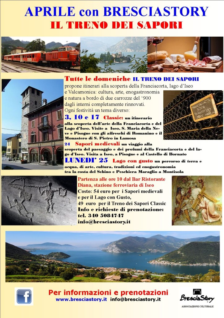 APRILE 2016 Treno dei Sapori (1)